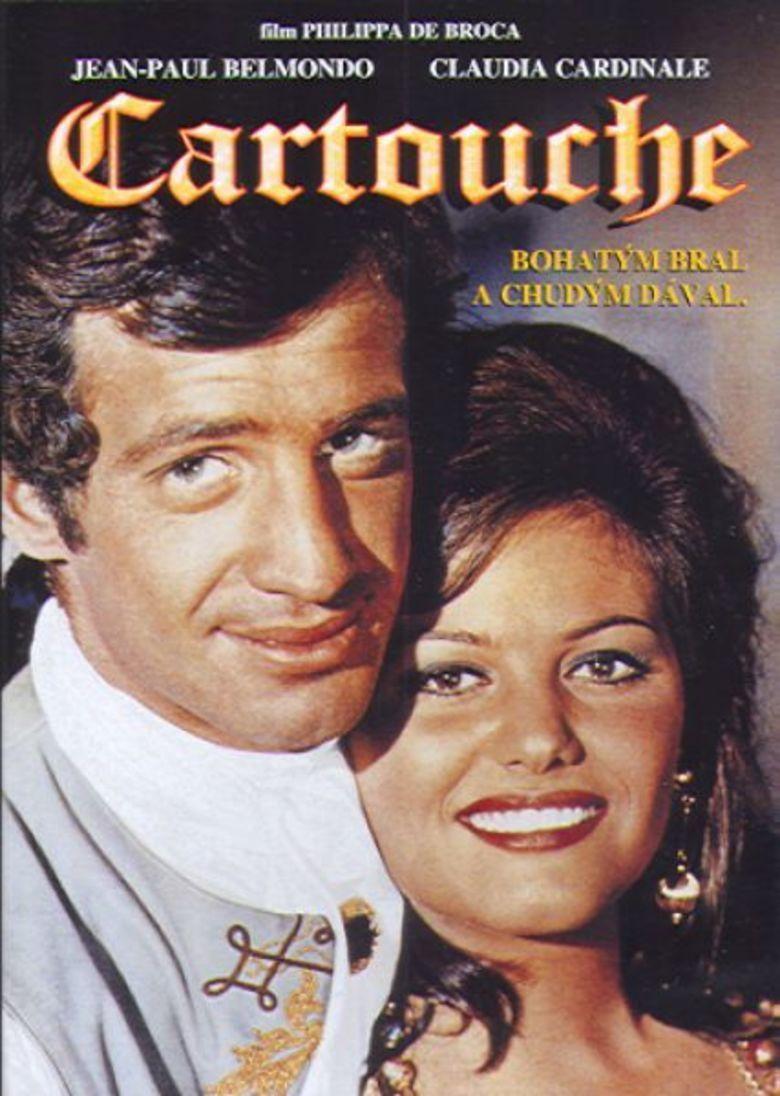 Cartouche (film) movie poster