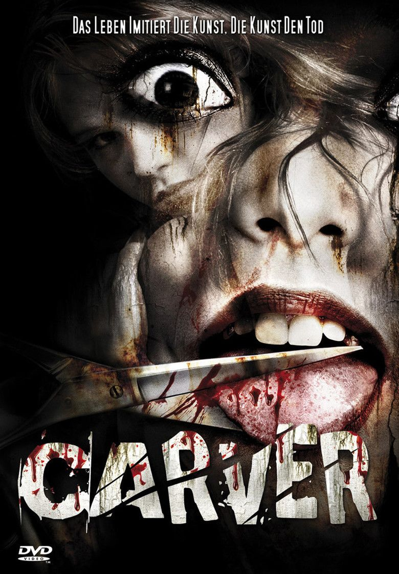 Carver (film) movie poster