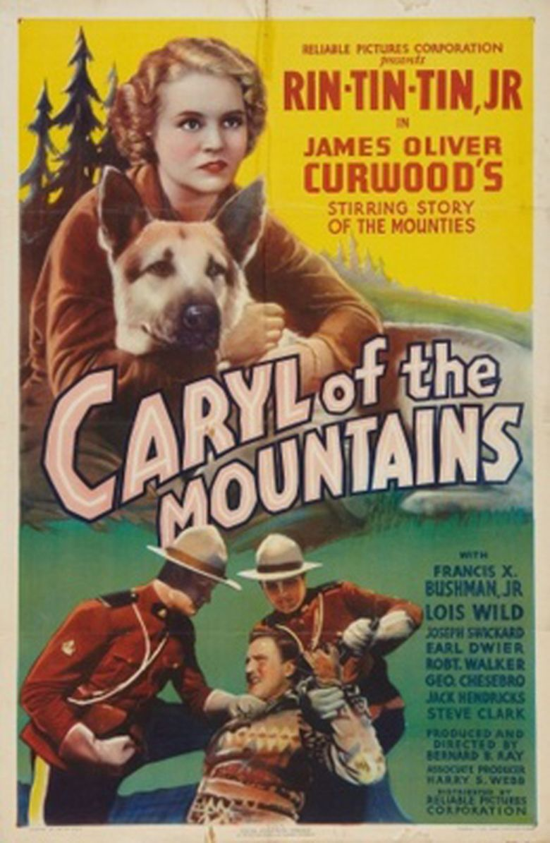Caryl of the Mountains movie poster