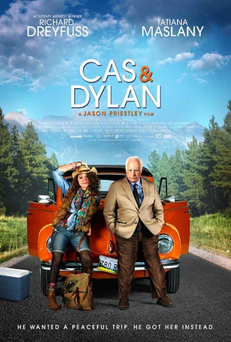 Cas and Dylan movie poster
