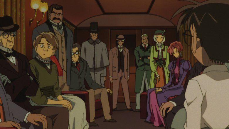 Case Closed: The Phantom of Baker Street movie scenes