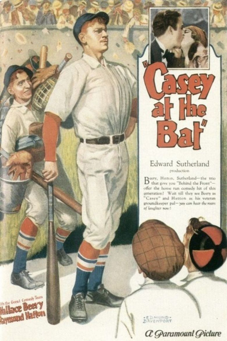 Casey at the Bat (film) movie poster