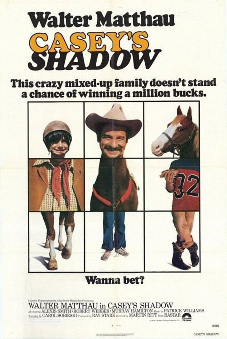 Caseys Shadow movie poster