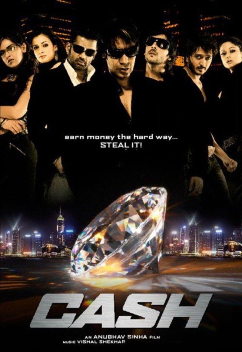 Cash (2007 film) movie poster
