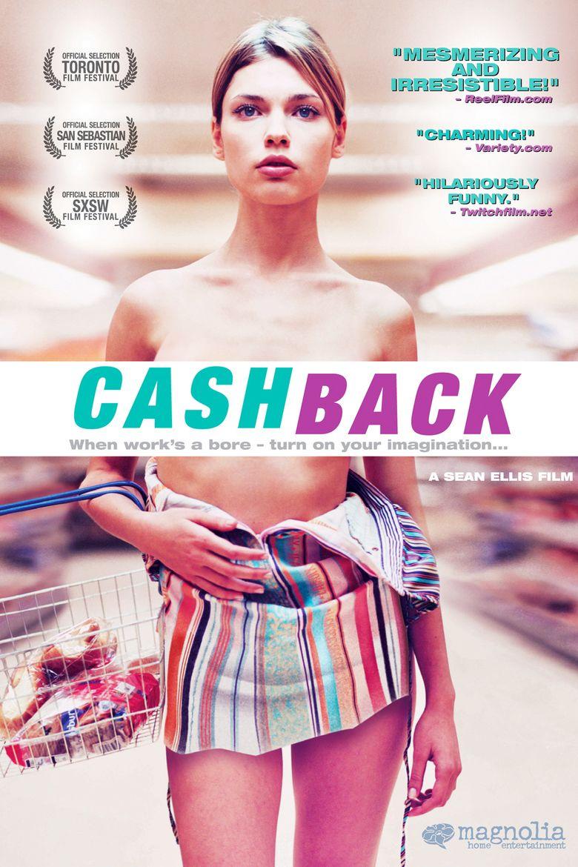 Cashback (film) movie poster