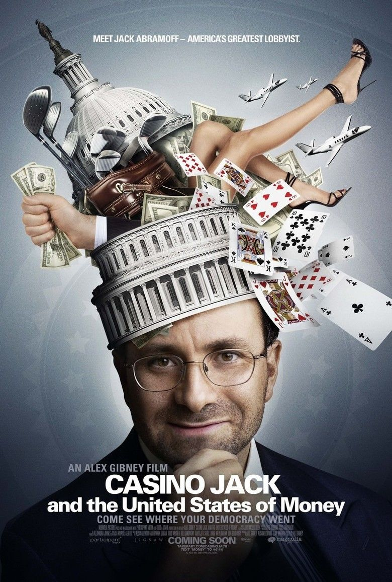 Casino Jack and the United States of Money movie poster