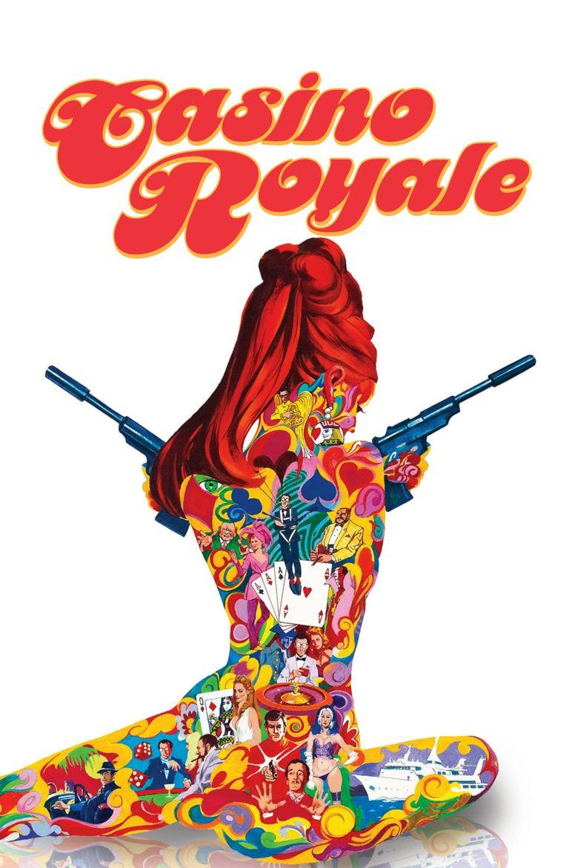 Casino Royale (1967 film) movie poster