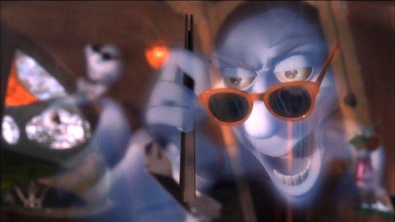 Casper: A Spirited Beginning movie scenes