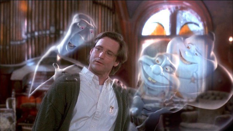 Casper: A Spirited Beginning movie scenes