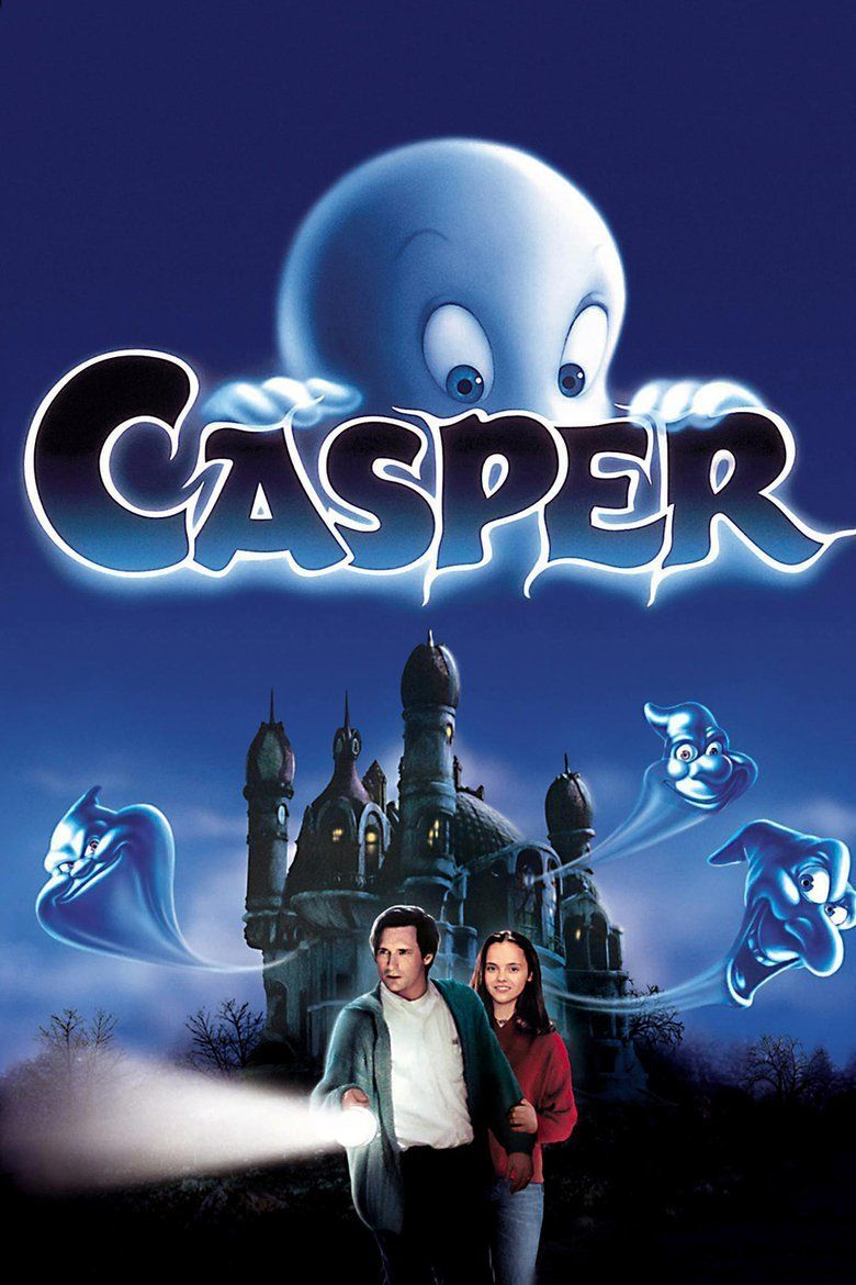 Casper: A Spirited Beginning movie poster
