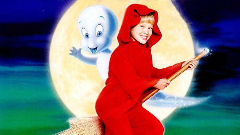 Casper Meets Wendy movie scenes