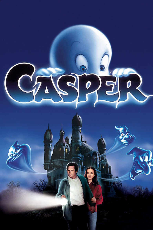 Casper (film) movie poster