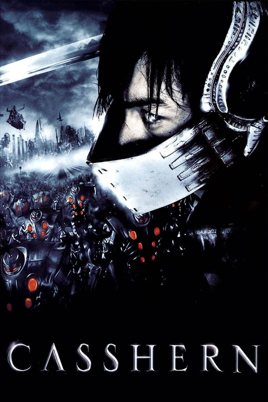 Casshern (film) movie poster
