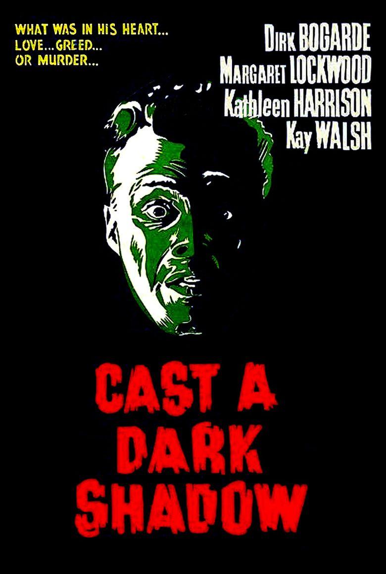 Cast a Dark Shadow movie poster