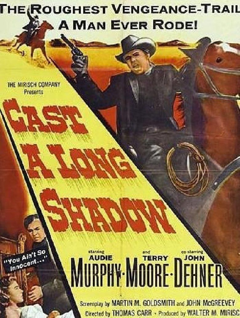 Cast a Long Shadow movie poster
