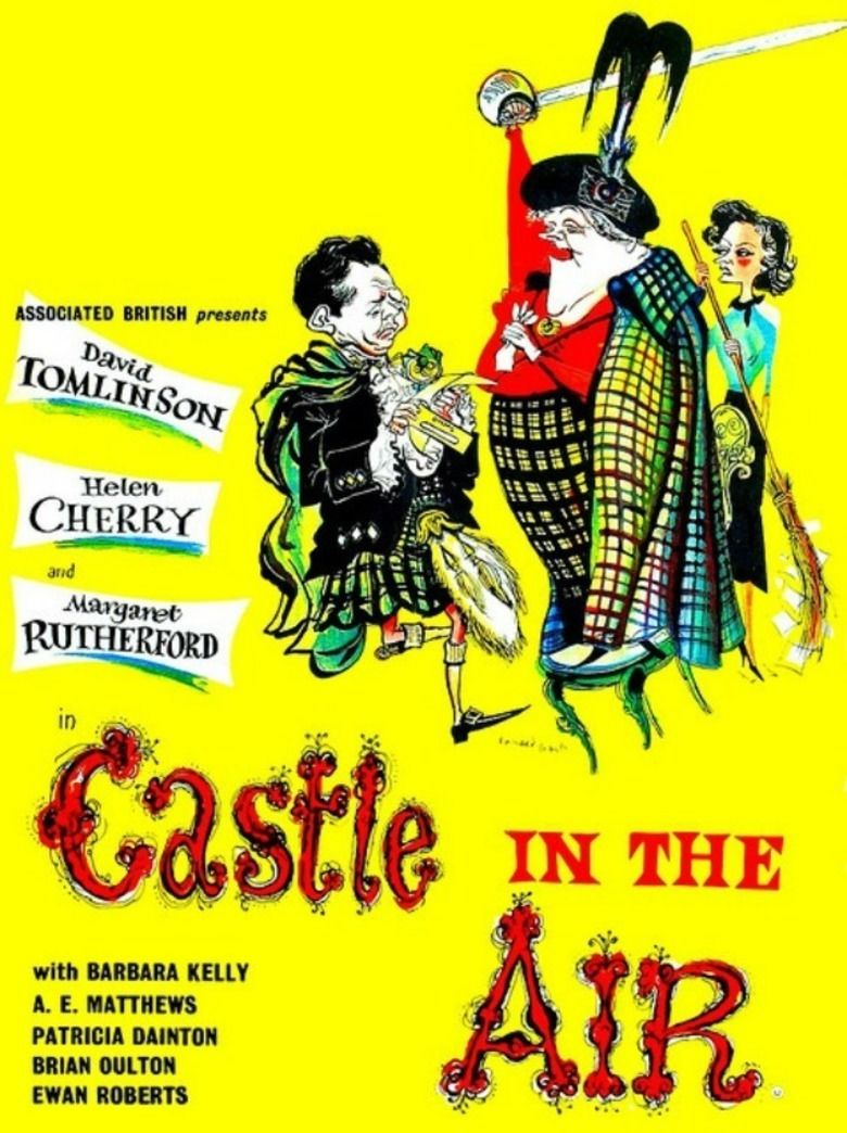 Castle in the Air (film) movie poster