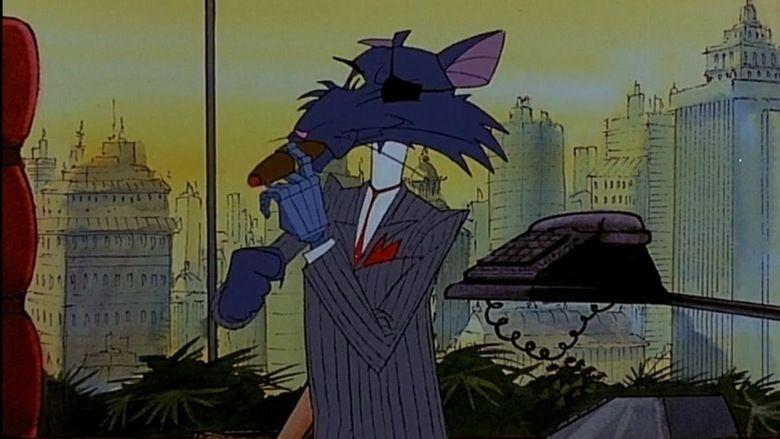 Cat City movie scenes