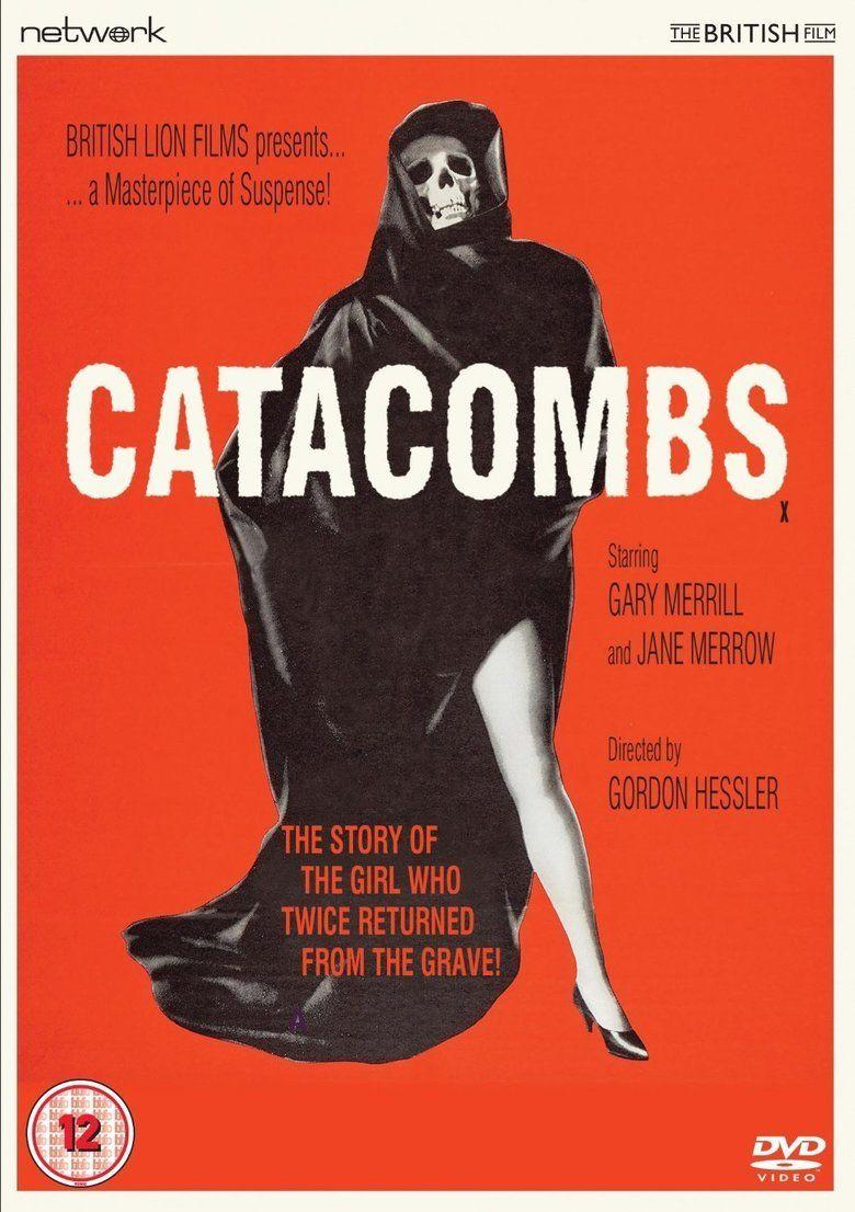 Catacombs (1965 film) movie poster