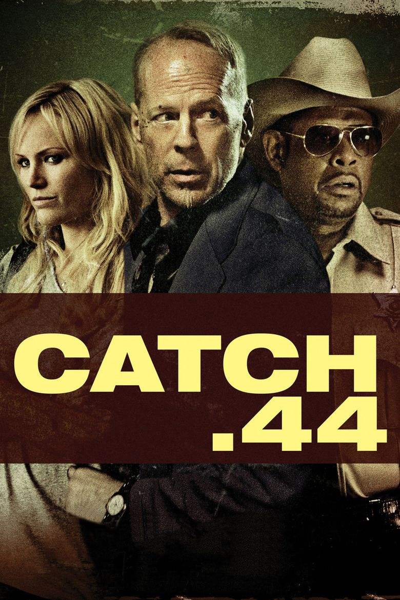 Catch 44 movie poster