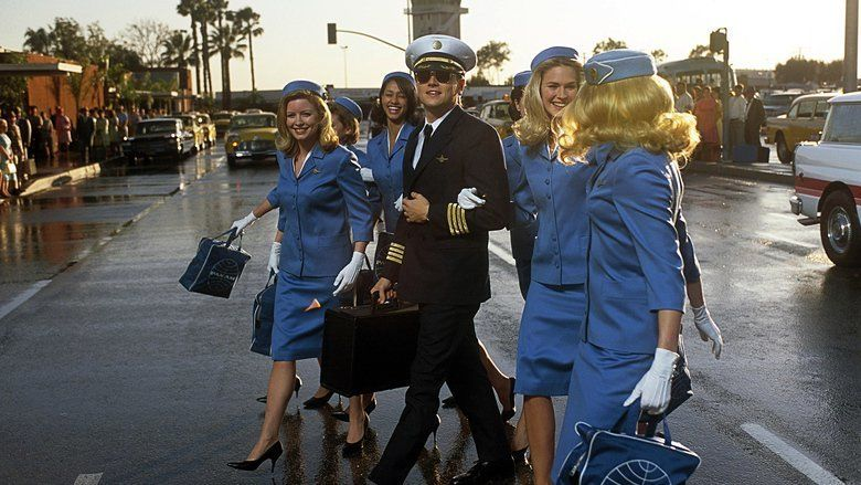 Catch Me If You Can movie scenes