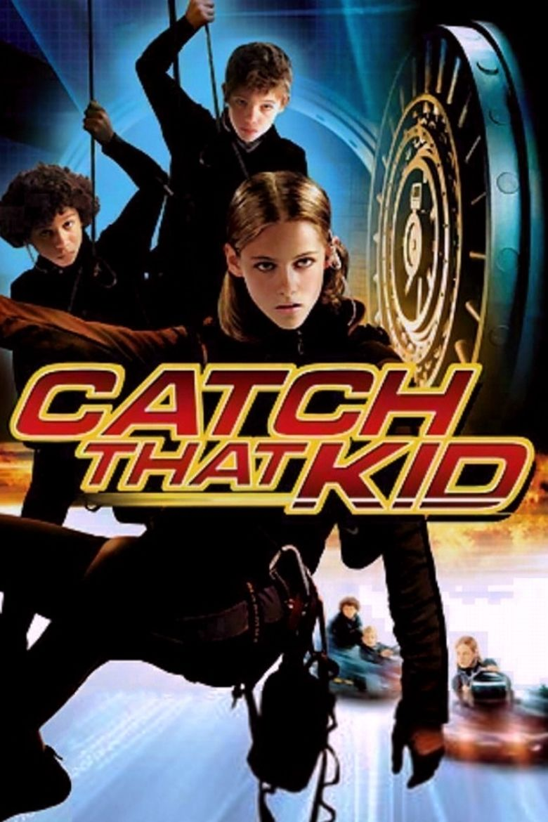 Catch That Kid movie poster