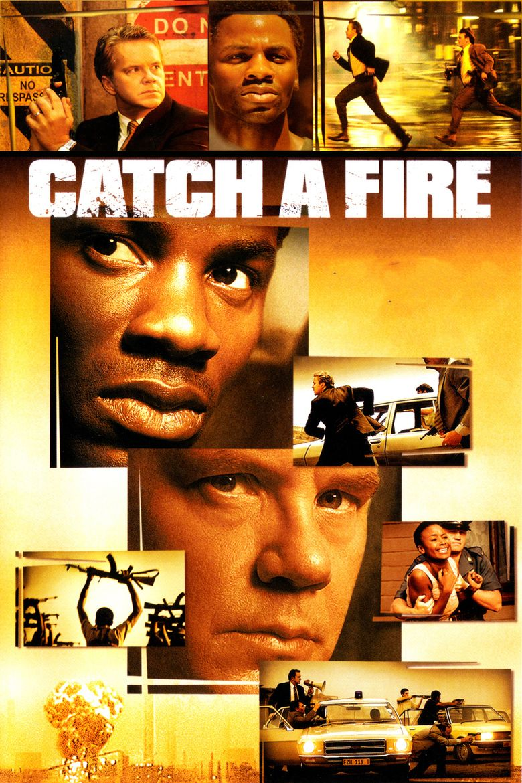 Catch a Fire (film) movie poster