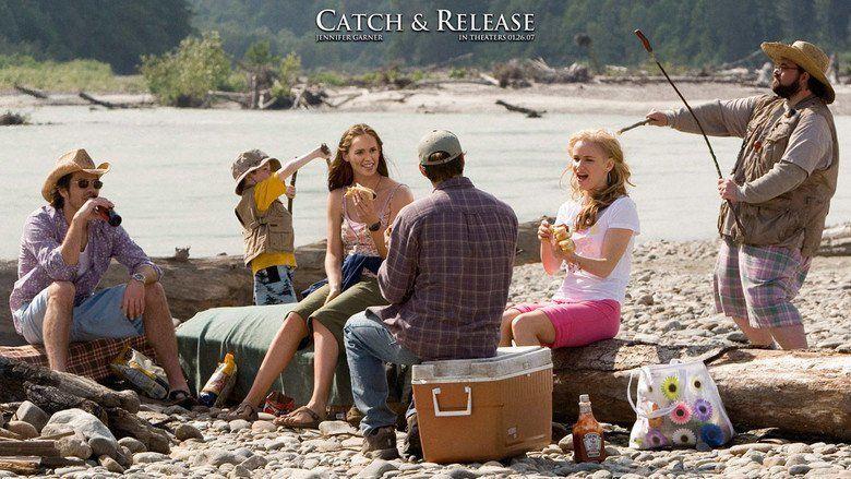 Catch and Release (film) movie scenes