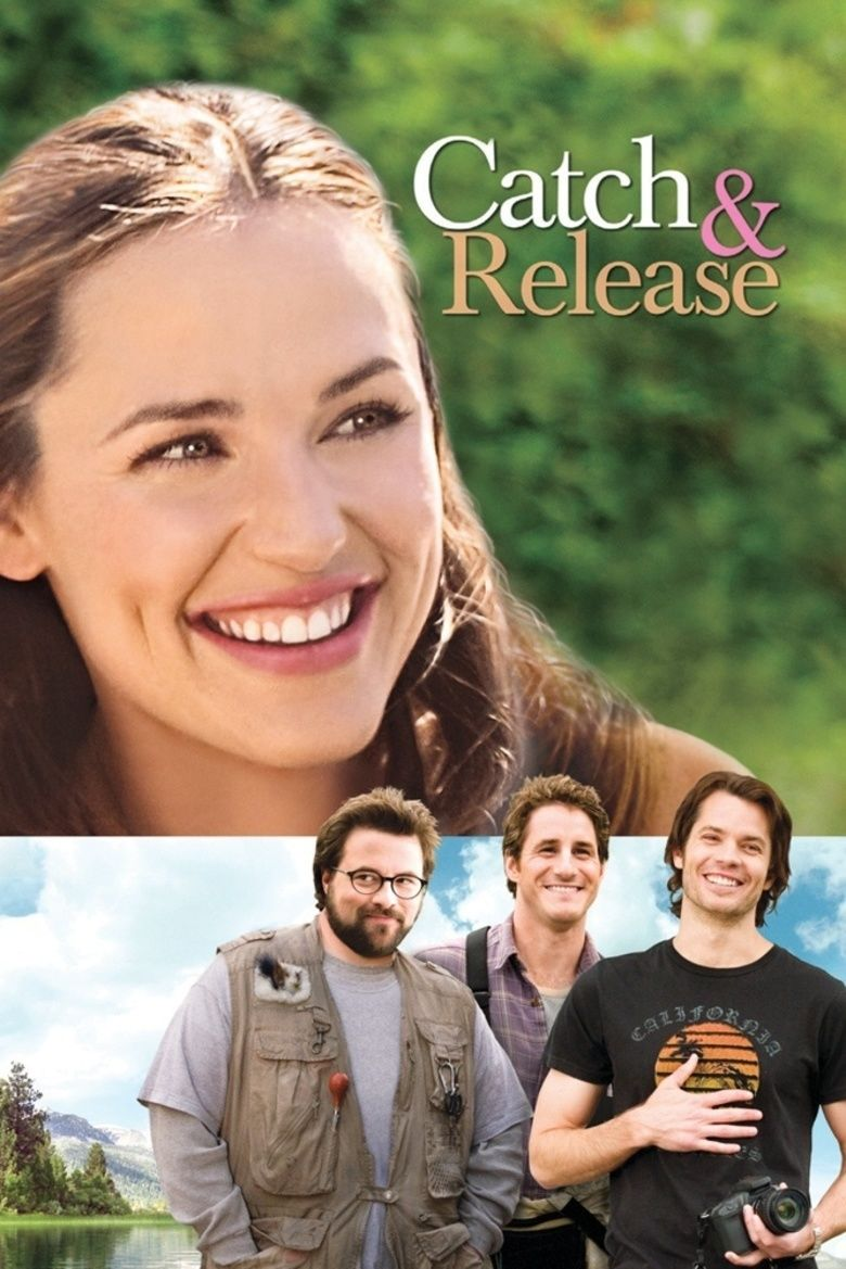 Catch and Release (film) movie poster