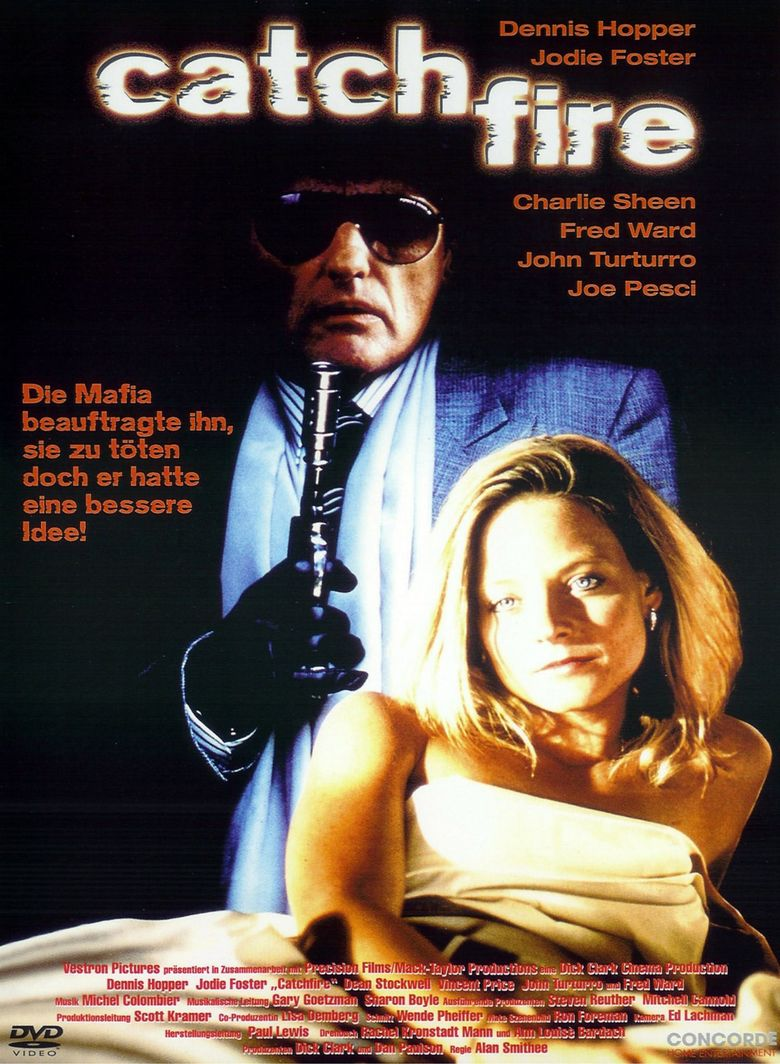 Catchfire movie poster