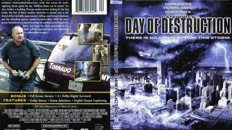 Category 6: Day of Destruction movie scenes
