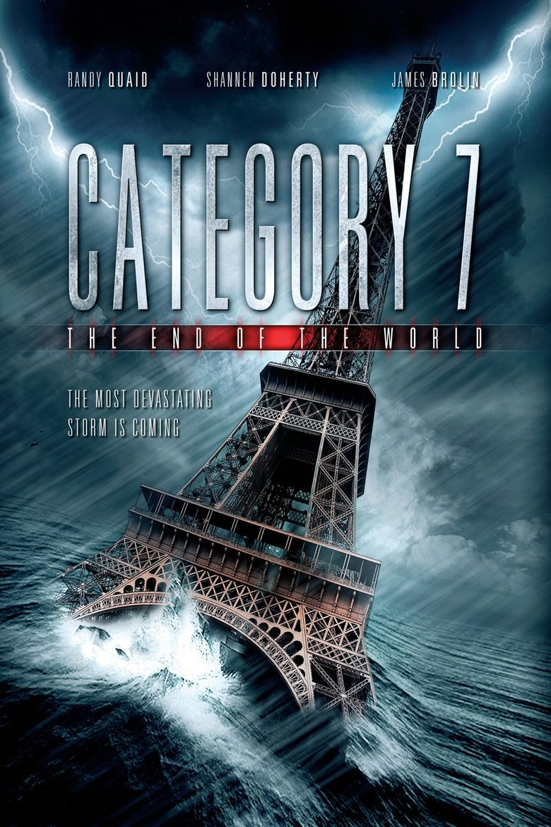 Category 7: The End of the World movie poster