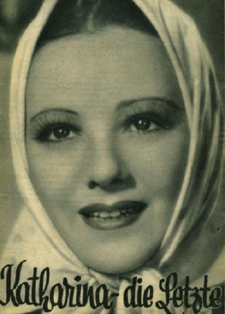 Catherine the Last movie poster