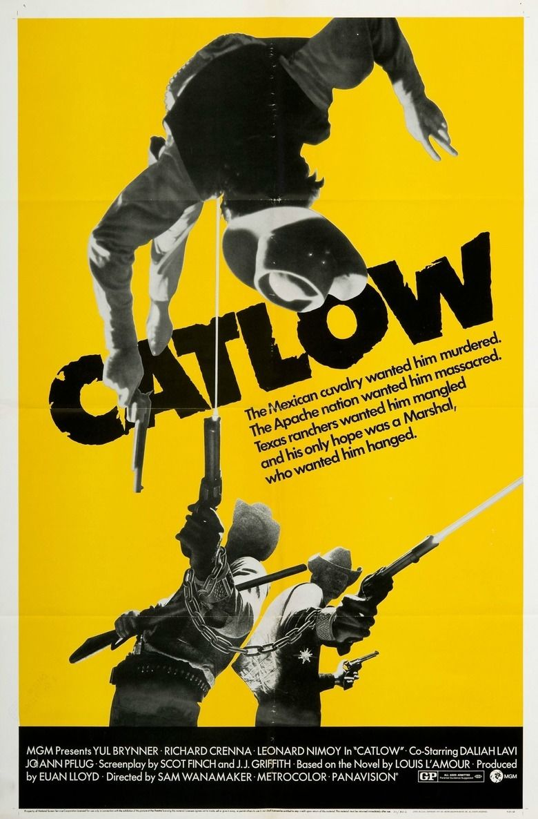 Catlow movie poster