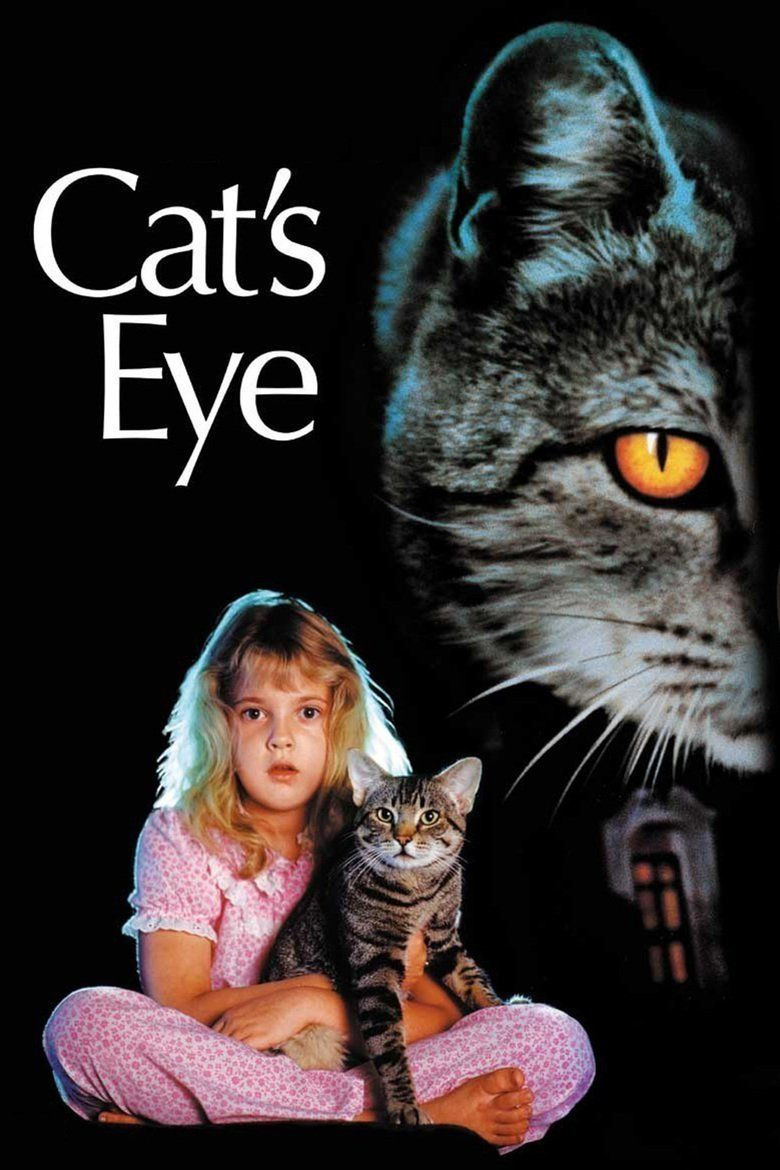 Cats Eye (1985 film) movie poster