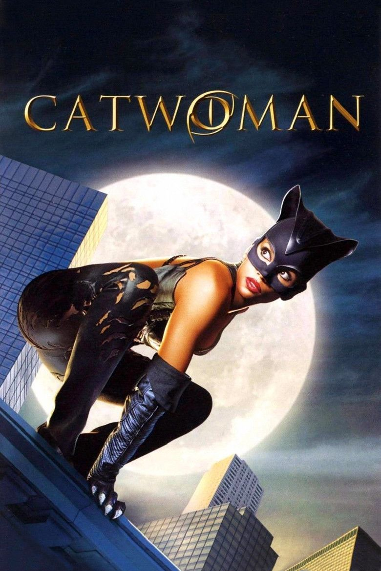 Catwoman (film) movie poster
