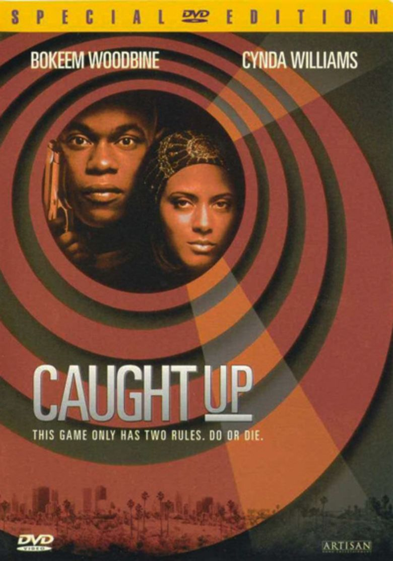 Caught Up (film) movie poster