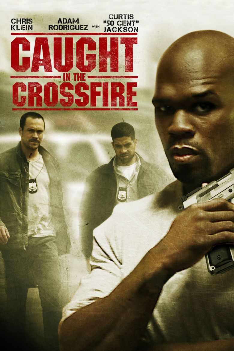 Caught in the Crossfire movie poster