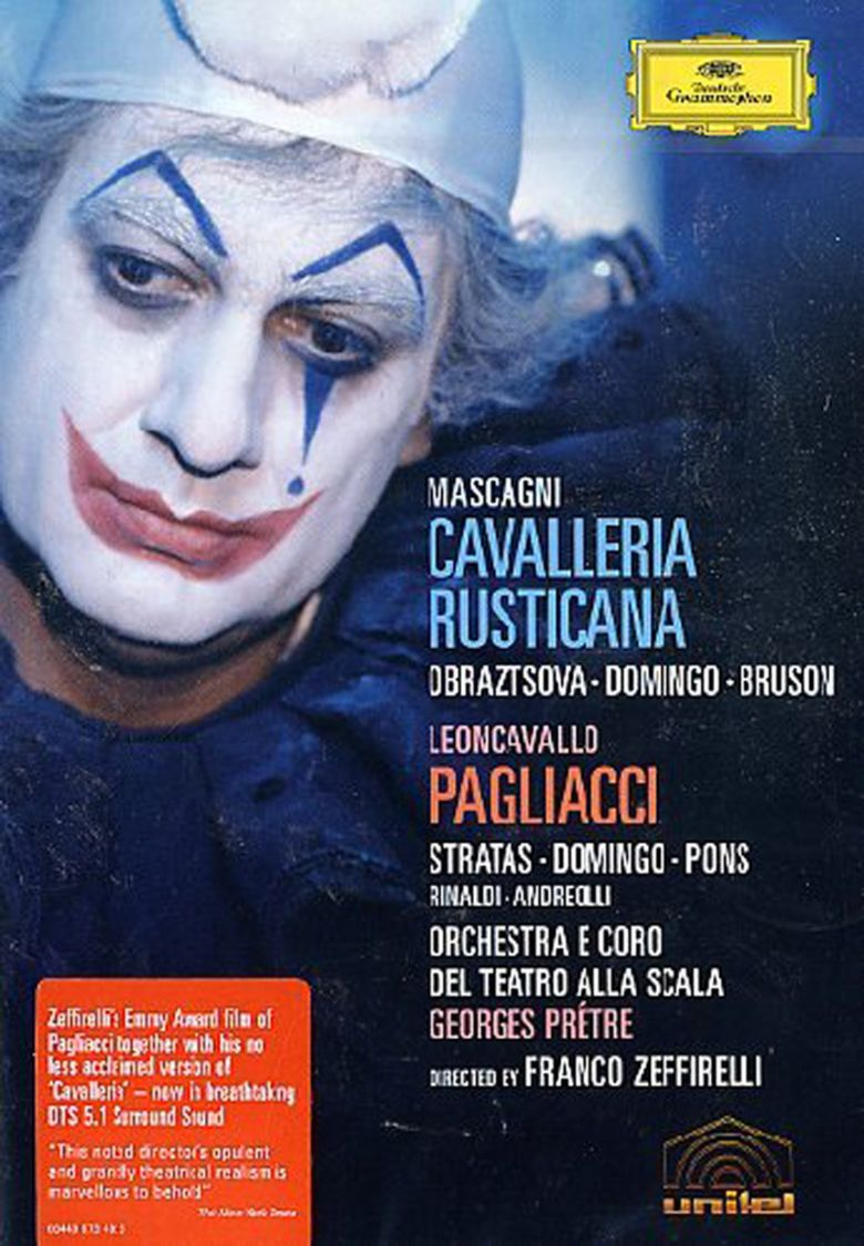 Cavalleria rusticana (1982 film) movie poster