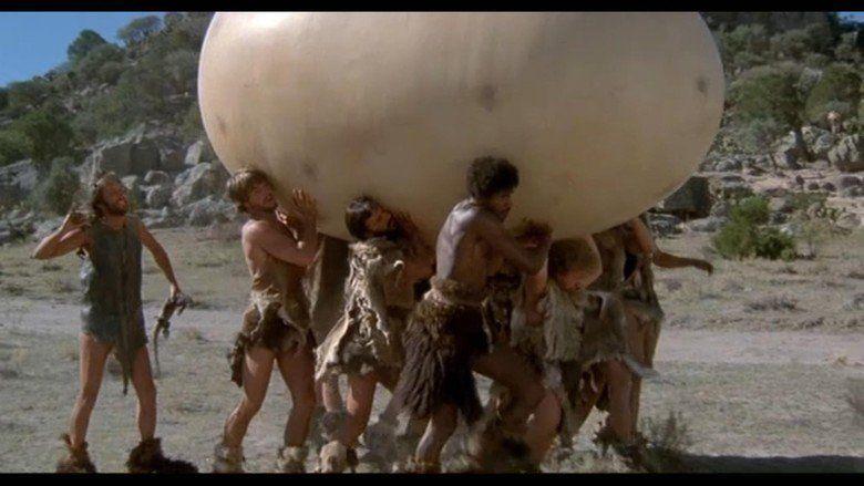 Caveman (film) movie scenes
