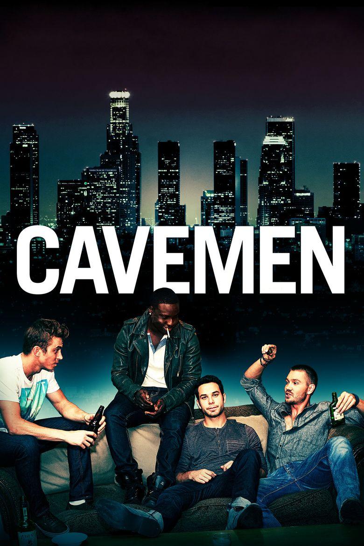 Cavemen (film) movie poster