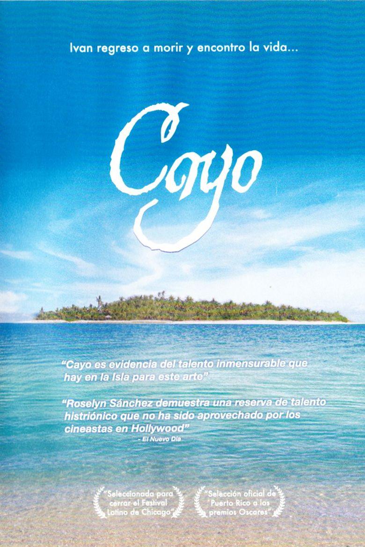 Cayo (film) movie poster