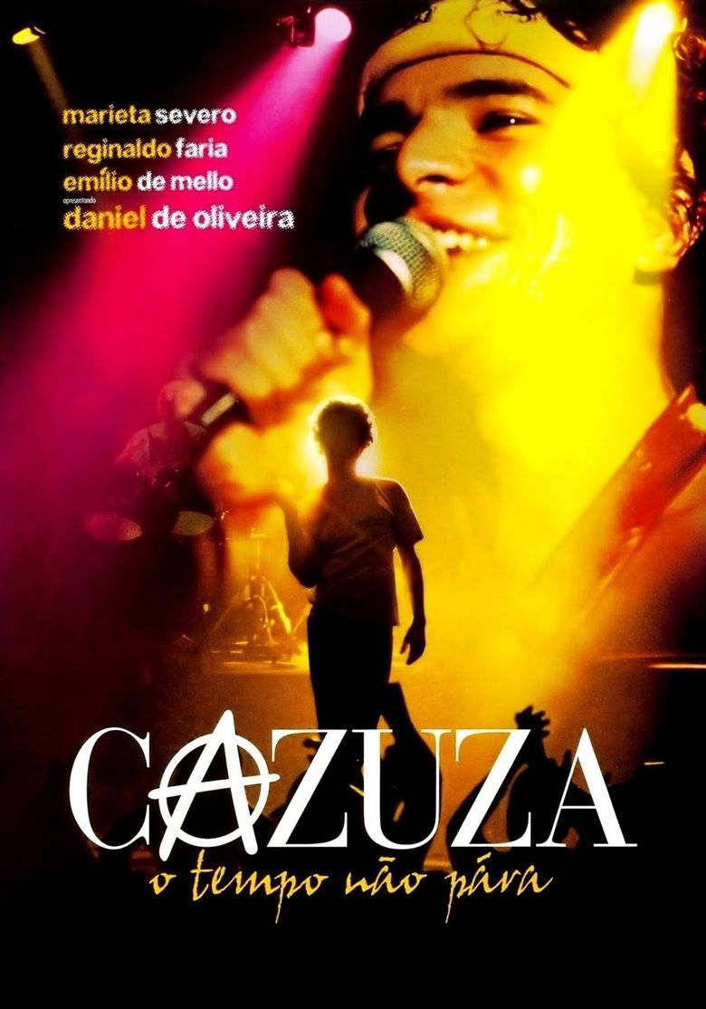 Cazuza O Tempo Nao Para movie poster