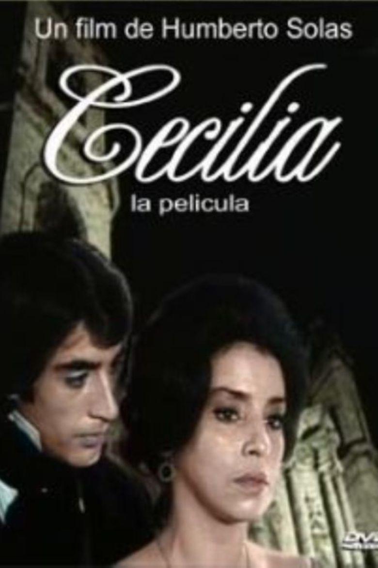 Cecilia (1982 film) movie poster