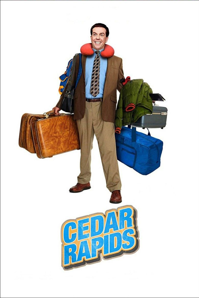 Cedar Rapids (film) movie poster