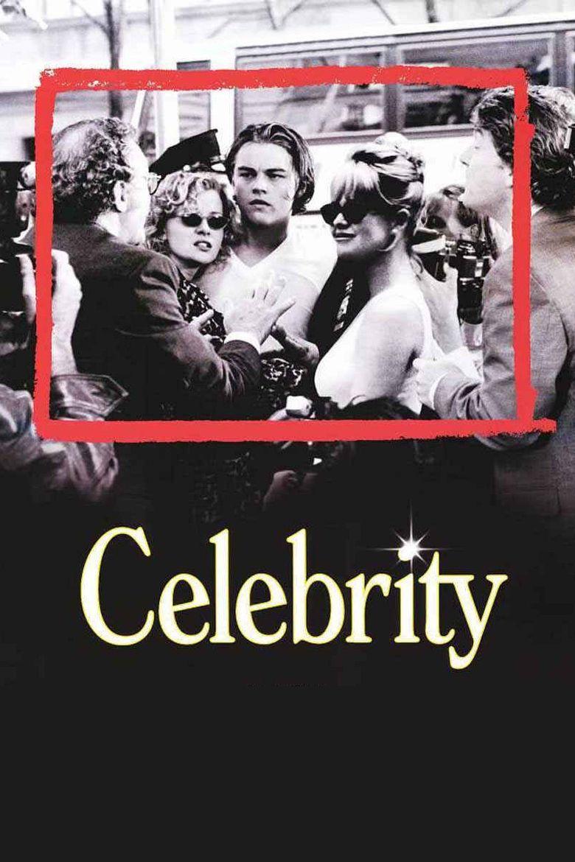 Celebrity (film) movie poster