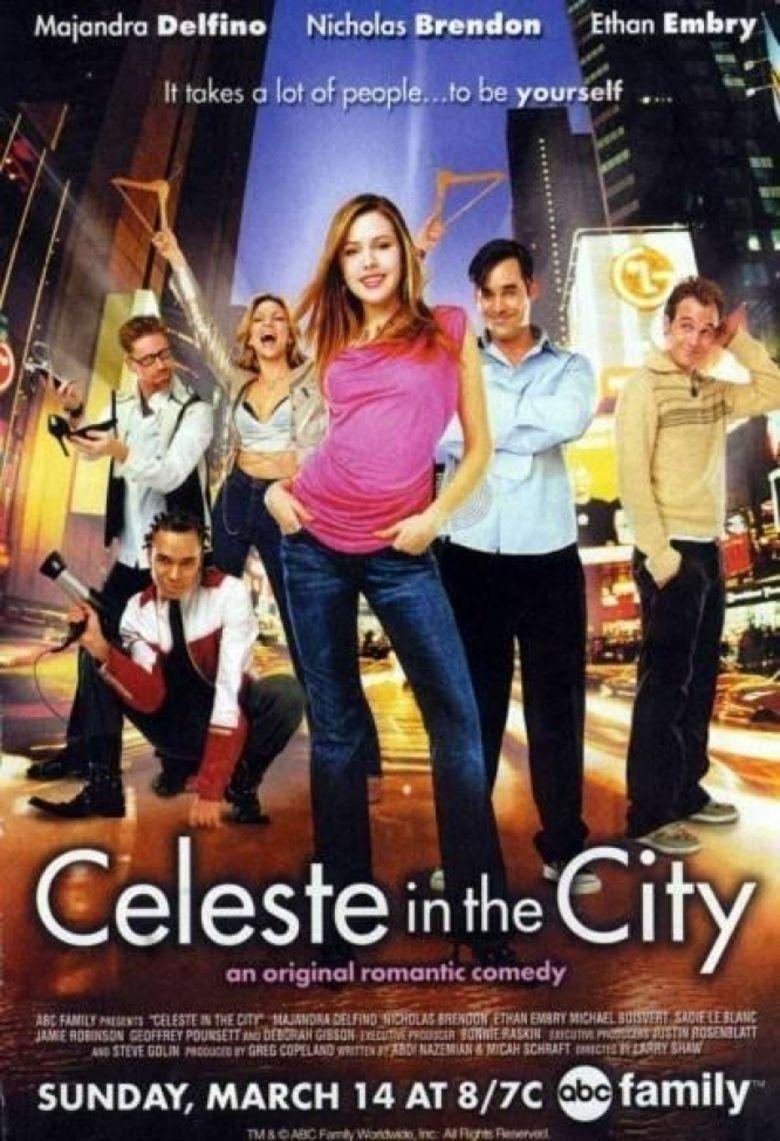 Celeste in the City movie poster