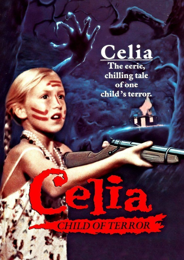 Celia (film) movie poster