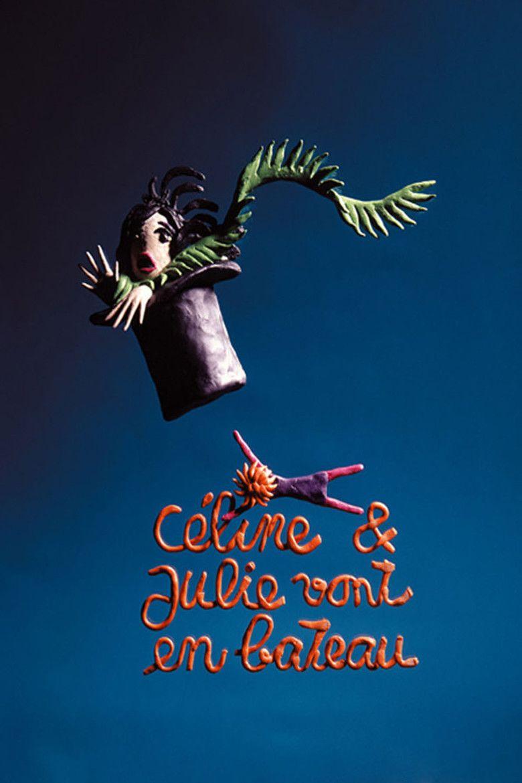 Celine and Julie Go Boating movie poster