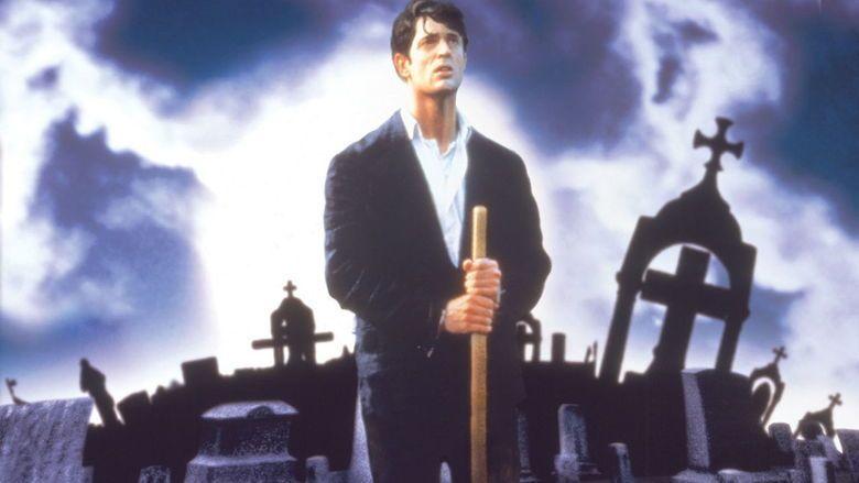 Cemetery Man movie scenes