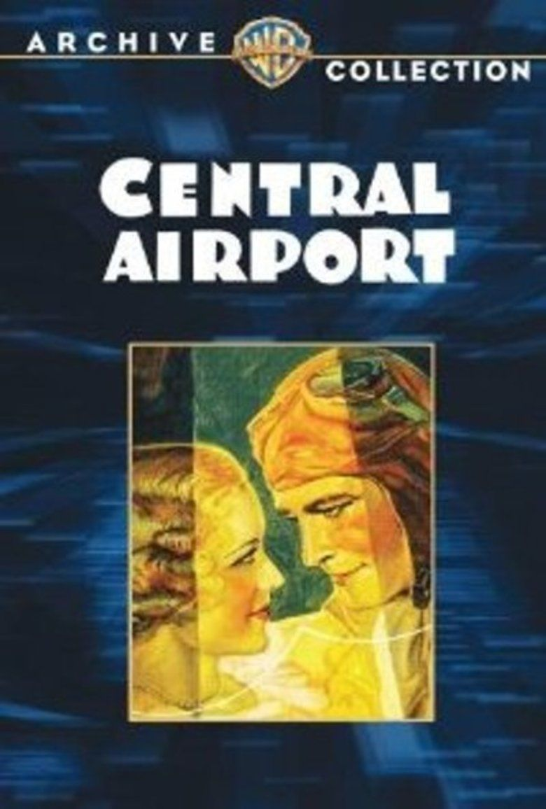 Central Airport (film) movie poster
